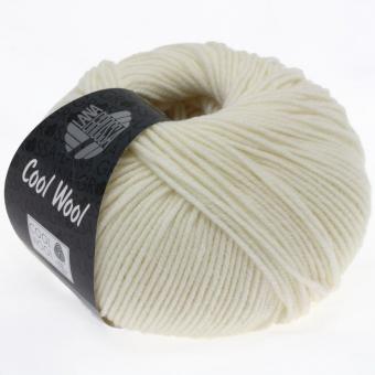 Cool Wool Uni Lana Grossa 0432 ecru