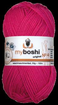 Myboshi Wolle No 4 462 magenta