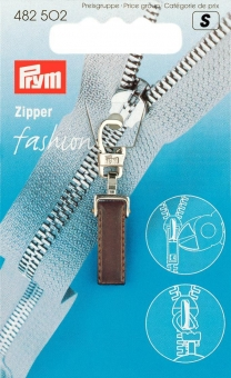 Fashion-Zipper Pure
