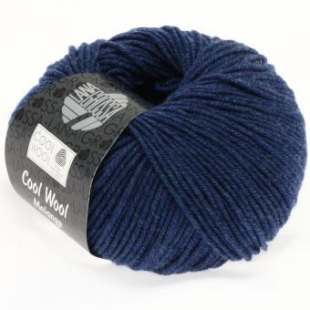 Cool Wool Uni Lana Grossa 0490 dunkelblau