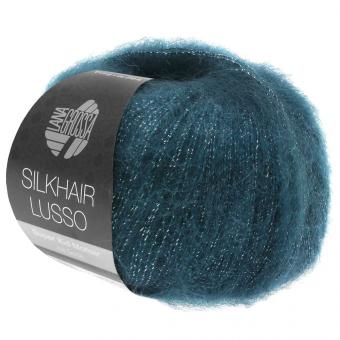 Silkhair Lusso Lana Grossa 920 Dunkelpetrol