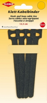 Klett- Kabelbinder kurz