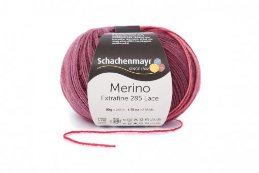 Merino Extrafine 285 Lace Wolle Schachenmayr 00581 caberne