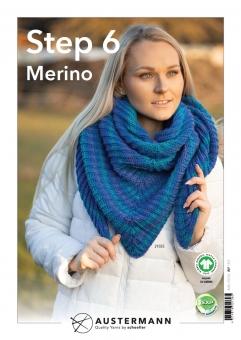 Anleitungsheft Step 6 Merino