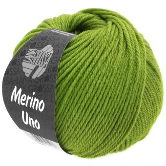 Merino Uno Lana Grossa 21 Apfelgrün