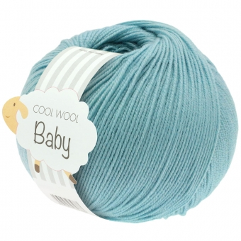 Cool Wool Baby 50g Lana Grossa 261 Mint