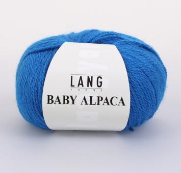 Baby Alpaca Wolle Lang Yarns