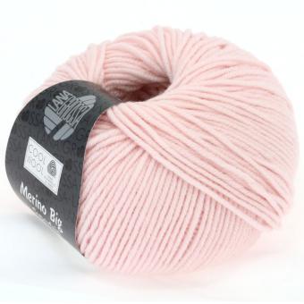 Cool Wool Big Uni Lana Grossa 605 zartrosa