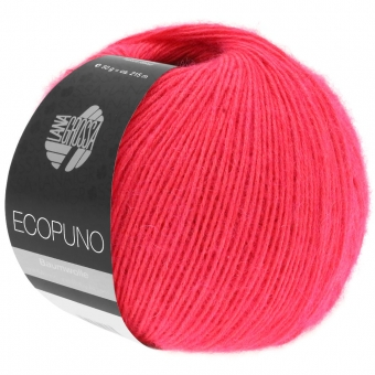 Ecopuno Lana Grossa 36 Himbeer