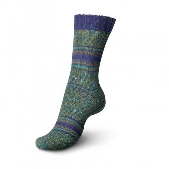 Regia Pairfect Sockenwolle 4-fädig 100g 07121 lagune color