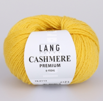Cashmere Premium Wolle Lang Yarns