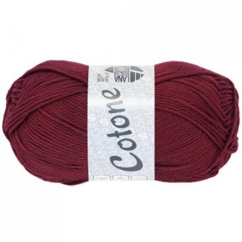 Cotone Lana Grossa 0059 bordeaux