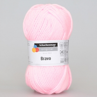 Bravo Wolle Schachenmayr 8206 rose