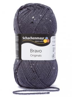 Bravo Schachenmayr 8372 graublau tweed
