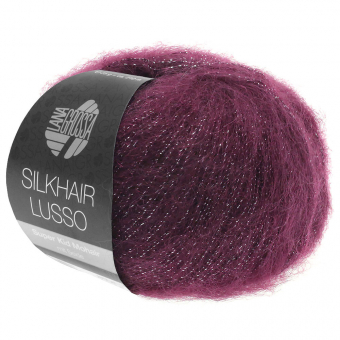 Silkhair Lusso Lana Grossa 905 Burgund