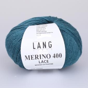 Merino 400 Lace Wolle Lang Yarns