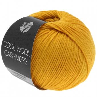 Cool Wool Cashmere Lana Grossa 32 Safrangelb