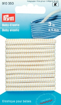 Baby-Elastic 4,5mm/3m