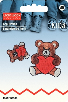 Applikation Teddy