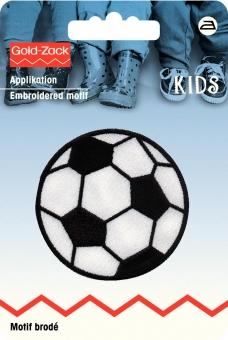 Applikation Fußball mittel