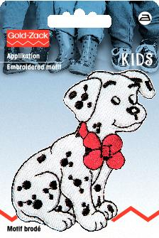 Applikation Hund Dalmatiner