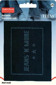 Applikation Jeanslabel Jeans 'n' more