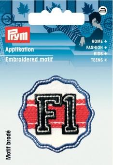 Applikation Label F1
