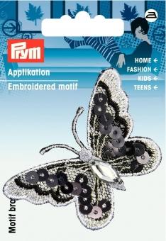 Applikation Schmetterling