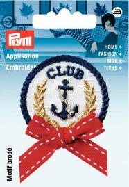 Applikation Marine Club
