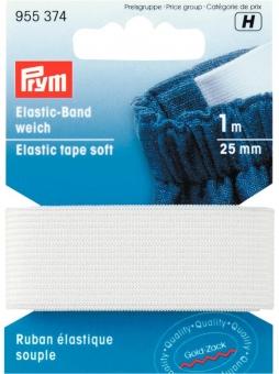 Elastic-Band weich 25mm