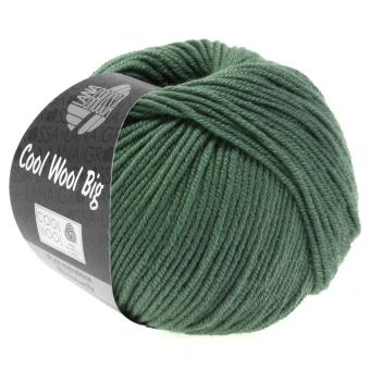 Cool Wool Big Uni Lana Grossa 967 resedagrün