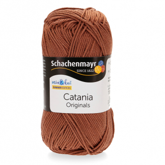Catania Wolle Schachenmayr 438 deep amber