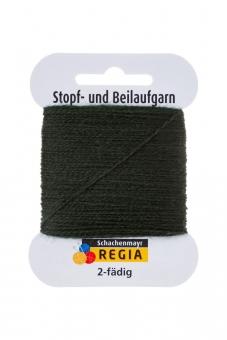 Regia 2-fädig Stopf- und Beilaufgarn 1994 loden