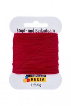 Regia 2-fädig Stopf- und Beilaufgarn 2002 kirsche