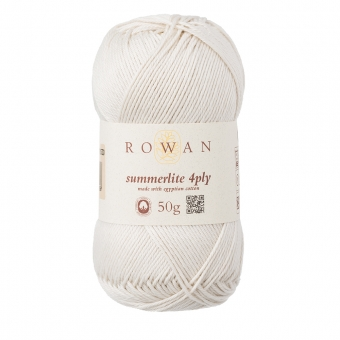 Summerlite 4-ply Wolle Rowan 00437 Seashell
