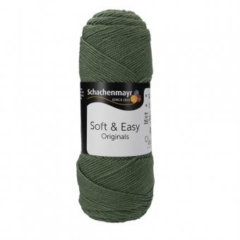 Soft & Easy Schachenmayr 100g-Knäuel 00071 laub