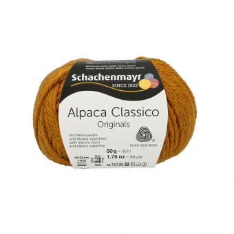 Alpaca Classico Schachenmayr 00022 gold