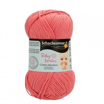 Baby Smiles Cotton Bamboo Schachenmayr 1037 CORAL