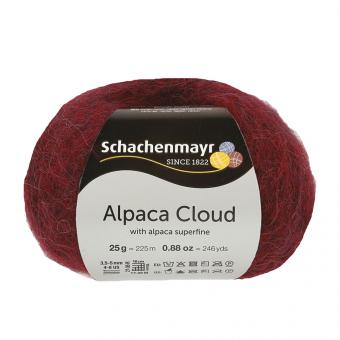 Alpaca Cloud Schachenmayr 00031 oxblood