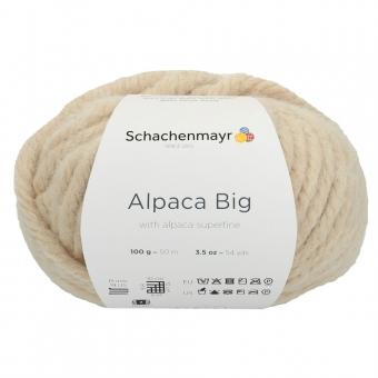 Alpaca Big Schachenmayr 05 Cream
