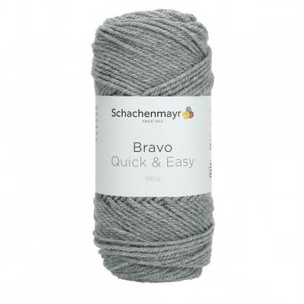 Bravo Quick & Easy Schachenmayr 08295 Hellgrau mel.