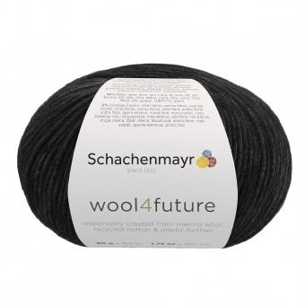 Wool 4 Future Schachenmayr 99 Black