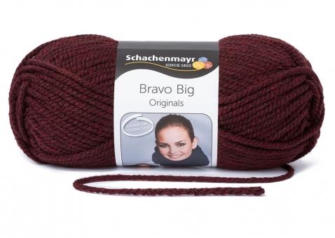Bravo Big Schachenmayr 00135 burgund meliert