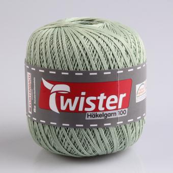 Twister Häkelgarn 100g-Knäuel 72 LINDGRÜN