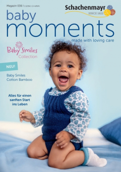Schachenmayr Magazin 036 - Baby Moments