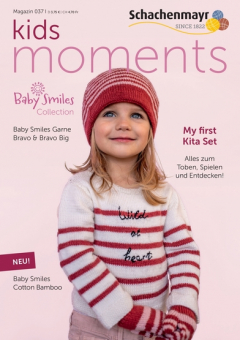 Schachenmayr Magazin 037 - Kids Moments