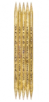 Addi Strumpfstricknadeln Kunststoff 12 mm