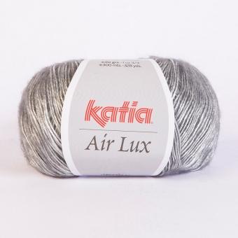 Air Lux von Katia 60 Perlhellgrau