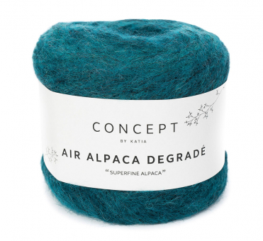 Air Alpaca Degrade Katia Concept