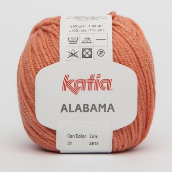 Alabama Wolle von Katia